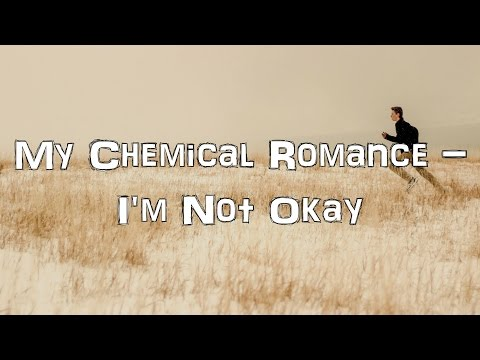 My Chemical Romance - I'm Not Okay [Acoustic Cover.Lyrics.Karaoke]