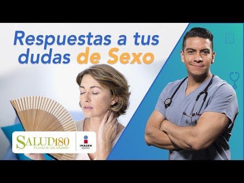 Dr. Salud | Menopausia, relaciones y sexo | Salud180