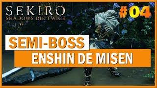 🎮 Sekiro Boss #04 : Chasseur De Shinobi - Enshin De Misen thumbnail