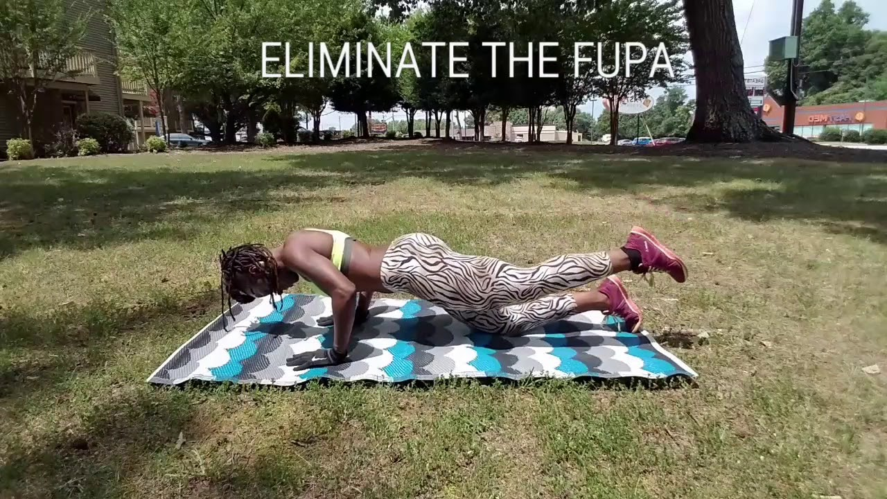 Eliminate The Fupa 25 Exercises To Shrink Belly Fat Youtube