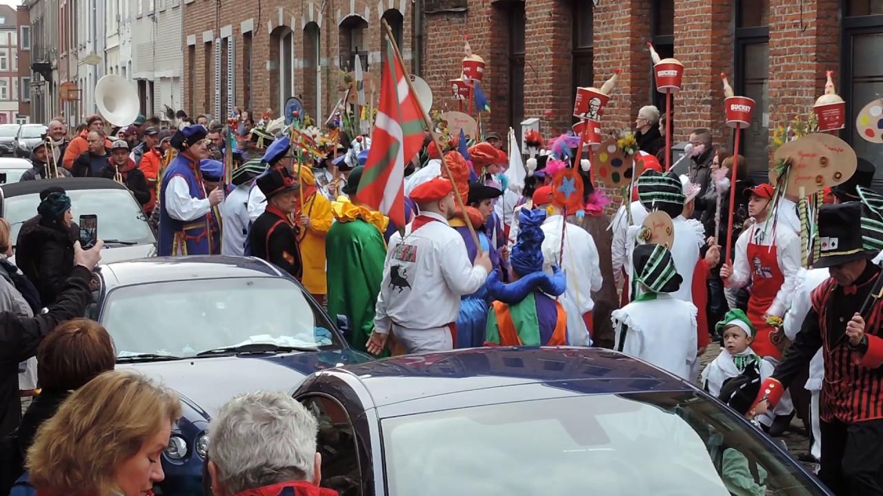 musique carnaval de binche a