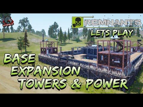 Base Building Expansion