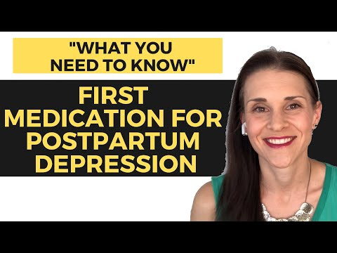 Zulresso: New Medication For Postpartum Depression | What You Need To Know