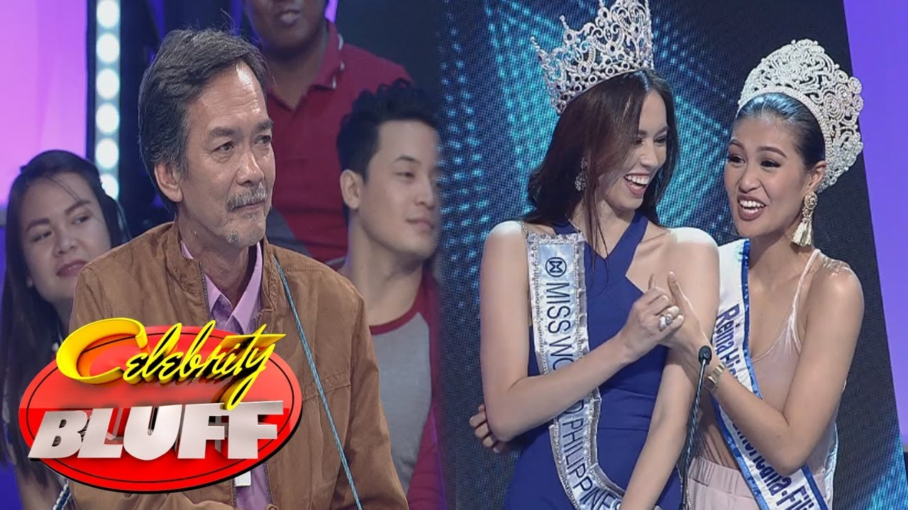 'Celebrity Bluff' Outtakes: Miss World Philippines Laura Lehmann, tinawag na 'lolo' si Brod Pete!