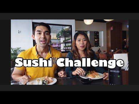 SUSHI CHALLENGE!