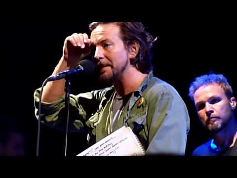 Eddie Vedder Talking About His Friendship With Chris Cornell Mp3