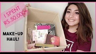 HUGE TOO-FACED MAKE-UP HAUL | ORIGINAL MAKE-UP FROM PAKISTAN | GLOSSIPS