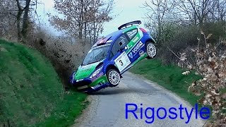 Rallye du pays du Gier 2017 Crash, On the limit By Rigostyle