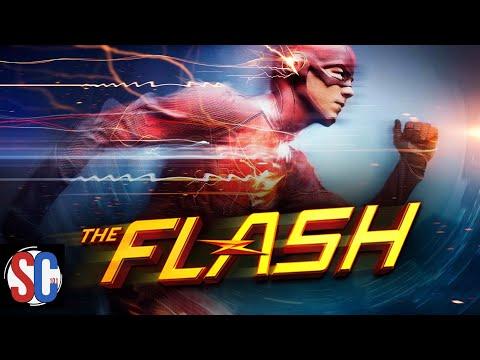 The Flash Music Video (Adam Lambert - Runnin)