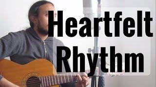 Ondra Renda Unplugged Guitar (Surya Harris) Improvisation | Tamil Song Chords & Rhythm Guitar