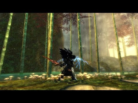 (Low Quality Stream) Guild Wars 2 - Working on legendary crafting