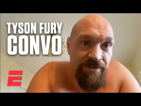 Tyson Fury wants to fight twice in 2021, with or without Anthony Joshua | ESPN Boxing