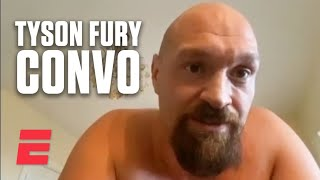 Tyson fury wants to fight twice in 2021, with or without anthony joshua   espn boxing