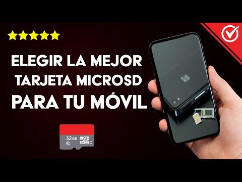 Cómo Elegir la Mejor Tarjeta MicroSD Externa para mi Móvil y Tablet Android