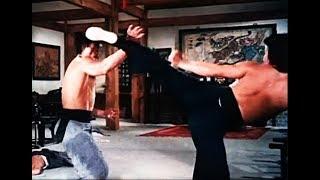 密宗聖手The Himalayan 譚道良Tan Tao-Liang Best Kick Final FIGHT SCENES
