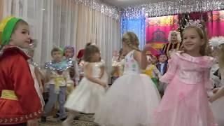 Весёлый, детский Новогодний праздник. Железнодорожный, Сьемка и Монтаж +79162570119, Виктор