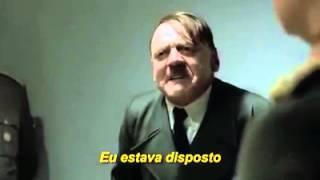 Reação de Hitler, sobre a derrota do Brasil para Alemanha por 7x1