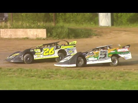 RUSH Crate Late Model Heat One | Eriez Speedway | 6-2-19
