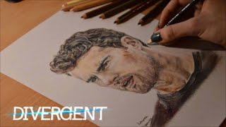 Drawing Four from Divergent