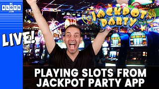 🔴LIVE Vegas Gambling 💰 Jackpot Party Slots @ Cosmo in Vegas ✪ BCSlots #AD