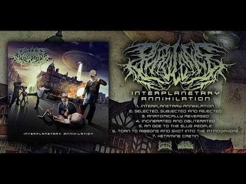 PURULENCE - INTERPLANETARY ANNIHILATION [OFFICIAL EP STREAM] (2017) SW EXCLUSIVE