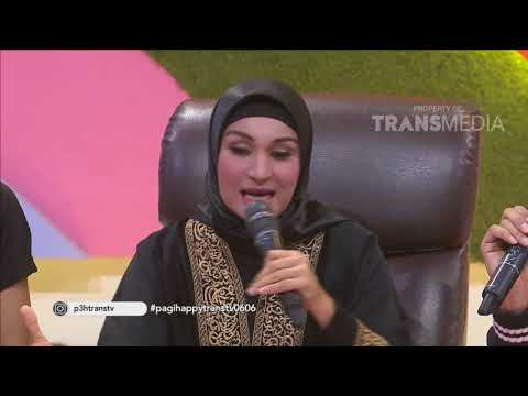 PAGI PAGI PASTI HAPPY - Rita Hasan Dikabarkan Dekat Dengan Indra Brugman (6/6/18) Part 4