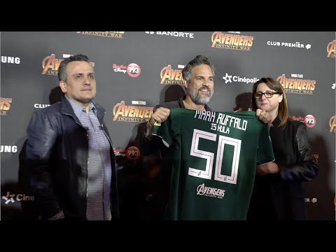 Avengers: Infinity War: Mexico City Movie Premiere