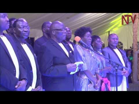 Kabaka Mutebi meets diaspora Baganda, calls on them to help develop Buganda