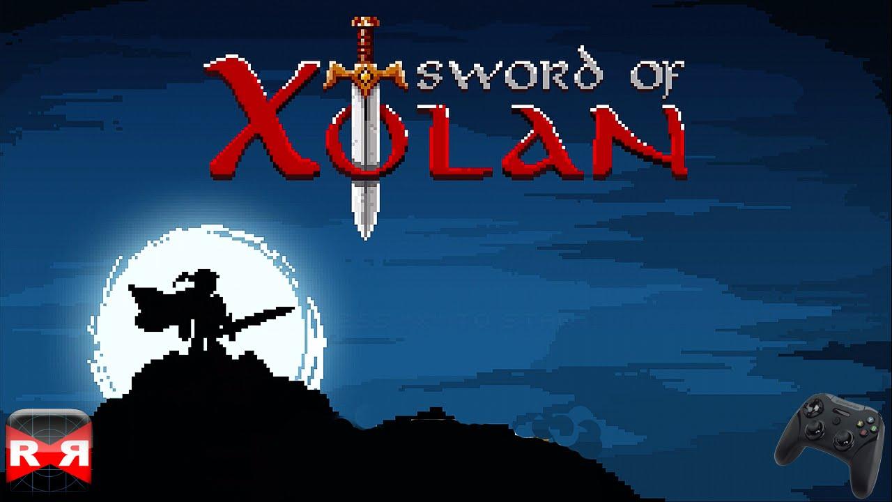 Sword Of Xolan (By ALPER SARIKAYA) - iOS / Android / Windows Phone - Gameplay Video