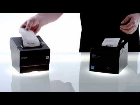 Epson TM-T88V Series Thermal Receipt Printer