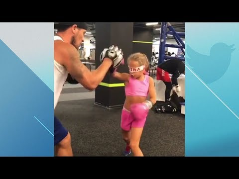 Flexing Abs and Calves 2 (And what I eat!)... from YouTube · Duration:  1 minutes 52 seconds