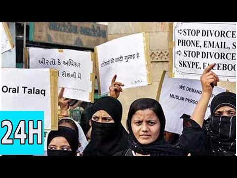 On triple talaq bill, a battle of nerves between bjp and congress
