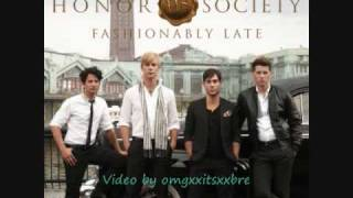 Watch Honor Society Dont Close The Book video