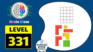 Brain Blow Level 331 Solve the puzzle Walkthrough