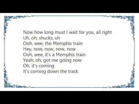 Buddy Miles - Memphis Train Lyrics