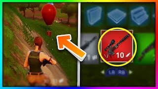 YOU WON'T BELIEVE WHAT I GOT FROM THIS SUPPLY DROP in Fortnite: Battle Royale!