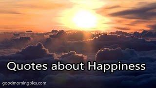 Happiness Beautiful Quotes HD Goodmorningpics