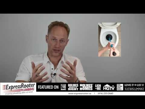 How to Clear a Clogged Toilet | ExpressRooter Toronto Plumber