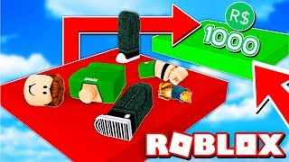 EVERY DEATH - 1,000 ROBUX GIFT !!   Roblox Obby