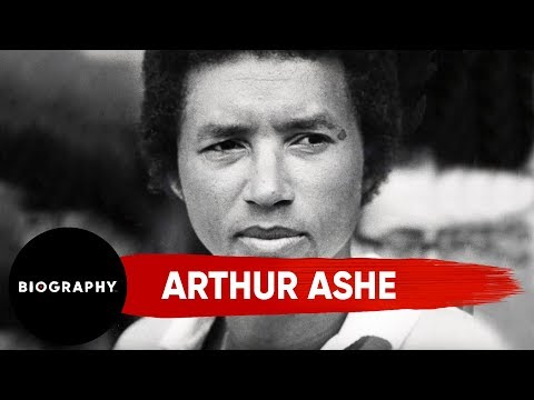 BIO Shorts: Arthur Ashe Announces He Has Aids