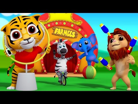 Eeny Meeny Miny Moe | Nursery Rhymes | Kids Songs | Baby Rhymes by farmees
