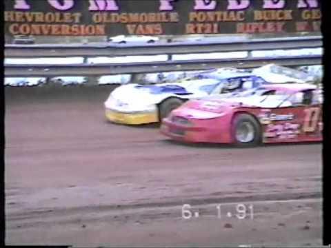 1991 I-77 Speedway (previously Jackson County Speedway WV)  i77 Raceway Park