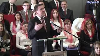 Единство – Николай Каленик, проповедь, Карьерная 44