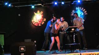shamrock karaoke - chumbawamba - tubthumping