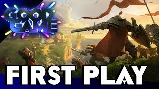 Good Game First Play - Albion Online - TX: 14/7/15