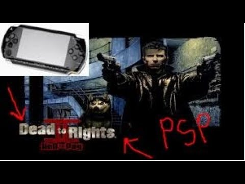 Download Dead to Rights 2 PSP in PC (65MB)