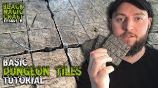 Basic Dungeon Tiles For D&d Tutorial  Episode 011