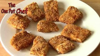 Oven Baked Fish Nuggets - Recipe