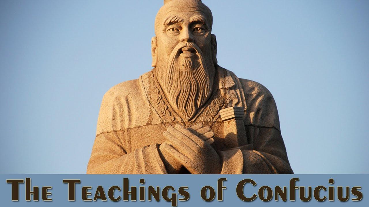TEACHINGS OF CONFUCIUS PDF