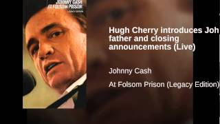 Hugh Cherry introduces Johnny